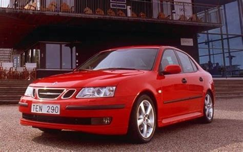 maintenance schedule for 2003 saab 9 3 openbay