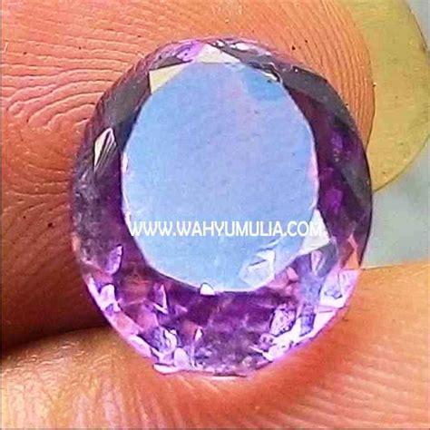 Kalung Batu Warna Mixed batu kecubung ungu ametis asli kode 306 wahyu mulia