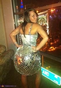 unique for adults disco costume