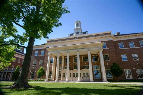 Farmer School Of Business Mba Ranking by Farmer School Of Business Among Top 25 Undergraduate