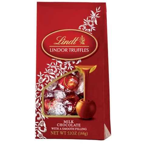 sponsored indulge in lindt lindor truffles during the