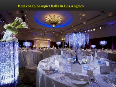 inexpensive wedding venues near los angeles best cheap banquet halls in los angeles