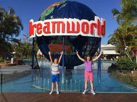 dreams and themes gold coast dreamworld the gold coast theme park with more for kids