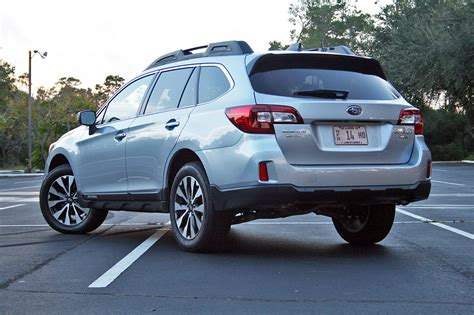 2016 subaru outback 3 6 review 2016 subaru outback 3 6r limited driven picture 663795