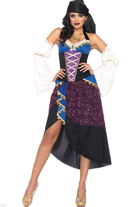 4 pce gypsy costume costume warehouse australia