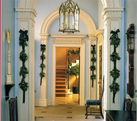 How To Decorate An Entryway Blue Stabbedinback Foyer