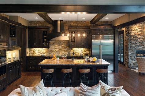 rustic kitchen design ideas 15 inspirational rustic kitchen designs you will adore
