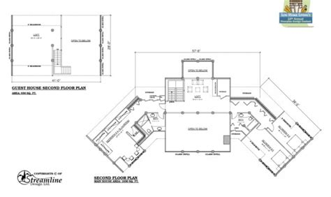 home floor plans with guest house floor plan guest house idea home and house