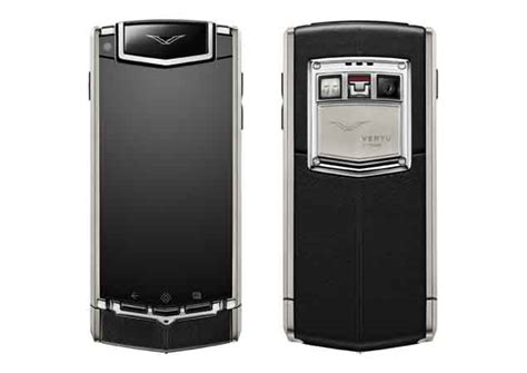vertu phone cost vertu ti luxury phone launched in india for rs 6 49 990
