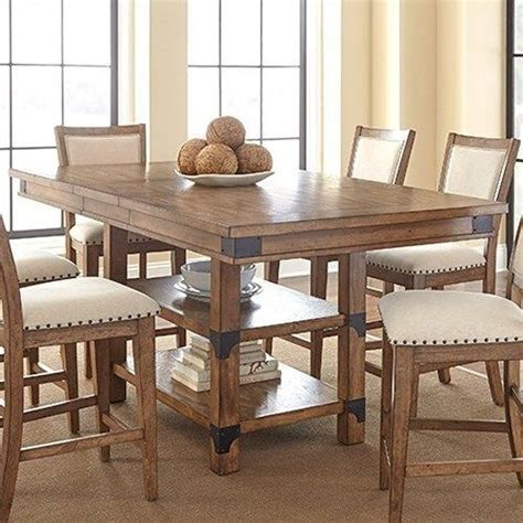 counter high kitchen tables best 25 counter height dining table ideas on
