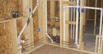 plumbing new construction residential plumbing j j mechanical