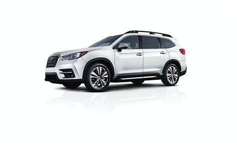 subaru ascent specs 2018 autoevolution