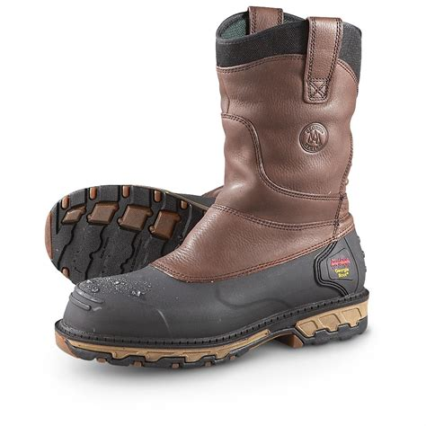 s work boots s boot 174 muddog waterproof wellington work