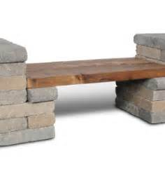 how to make a brick bench the retreat garden bench apartment 80 apartment 80