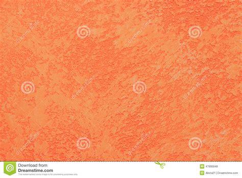 beautiful orange plaster wall reusage plaster wall texture stock photography cartoondealer com