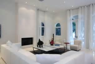 white livingroom tips for refreshing your living room once the