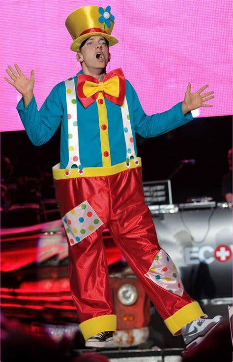 eminem   clown costume neatorama