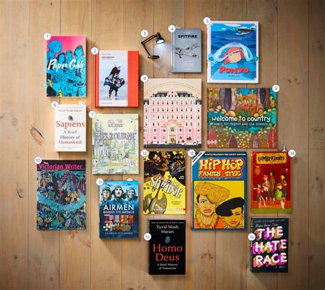 christmas gift guide well read city of melbourne what s