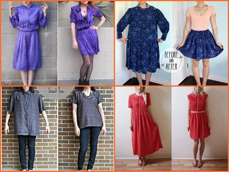 7 Great Stores For Vintage Look Clothes by Diy Refashion Clothes Android Apps On Play