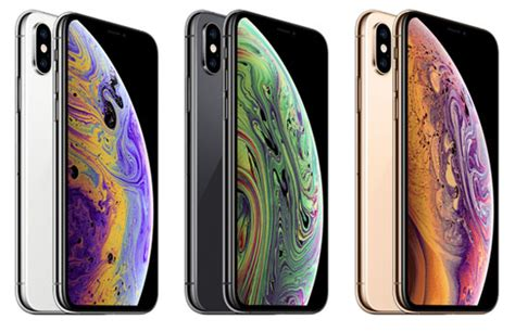 differences  iphone xs  iphone xs max