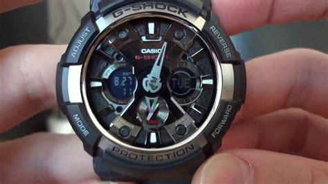 Casio G Shock Ga 200 Blw casio g shock ga 200 1adr