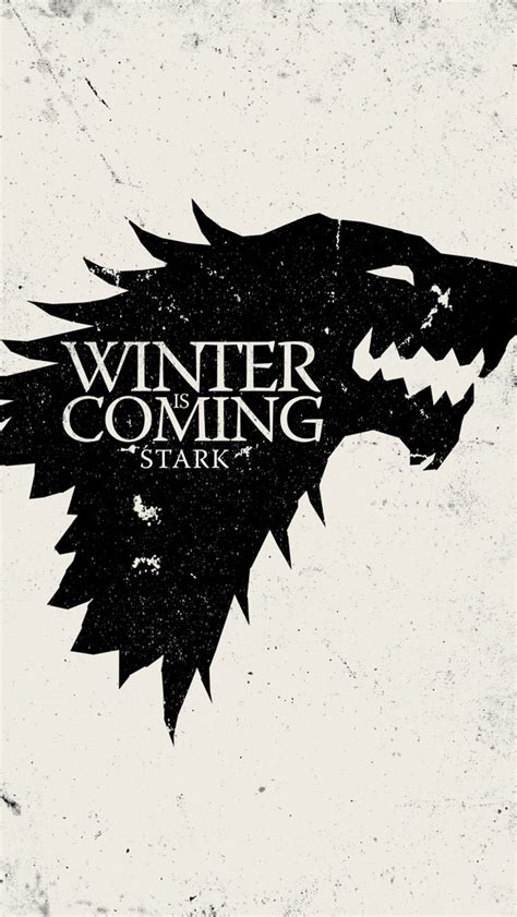 wallpaper iphone 5 game of thrones game of thrones stark wallpaper free iphone wallpapers