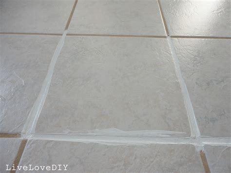 grout tile livelovediy how to restore dirty tile grout