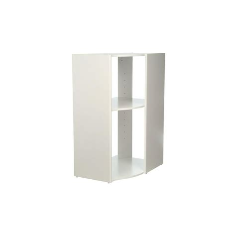 Where Can I Buy Closetmaid Products Closetmaid T2 Selectives Corner Unit The Home Depot Canada