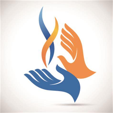 logo design vector graphics hands logo design vector 02 vector logo free download