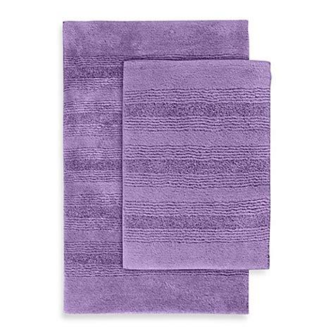 purple bathroom rugs and towels buy essense 2 piece bath rug set in purple from bed bath