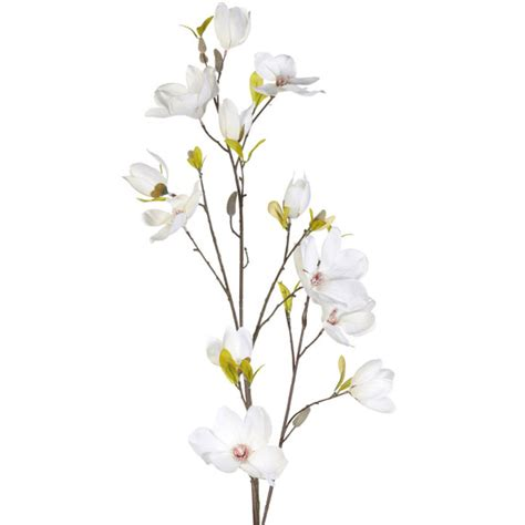 Dining Room Table Covers by Artificial Magnolia Flower Stem Oka