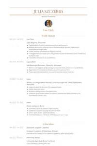 File Clerk Sle Resume by File Clerk Resume Template Resume Builder