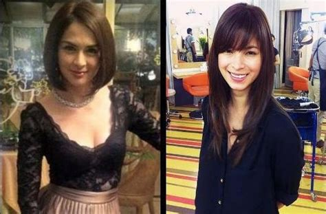 angel locsin 2013 haircut hairstyle gallery angel locsin marian rivera hairstyles photo goes viral
