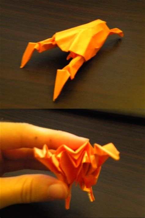 Headcrab Papercraft - headcrab origami by meganbednarz on deviantart