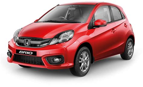 car price honda honda brio price in india images mileage features