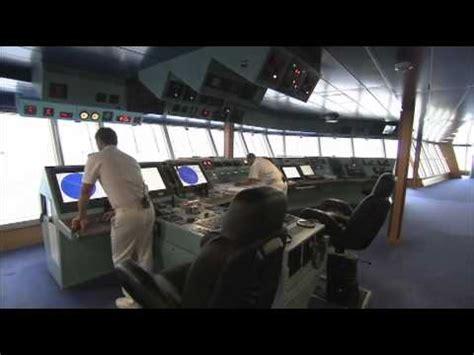 cabina di comando nave lo sapevate che saliamo sul ponte di comando