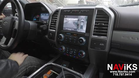 ford   super duty sync  naviks ultimate trailer