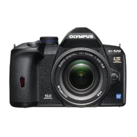 Kamera Olympus E520 by Olympus E520 Digital Slr