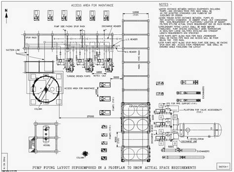 piping layout design book general guidelines of pump piping layout piping guide
