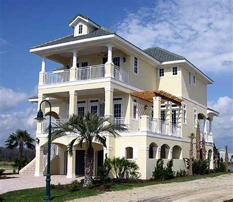 coastal house plans narrow lots narrow lot beach house plans smalltowndjs com