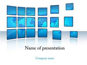 Ppt Templates For Presentation by Free World News Powerpoint Template For