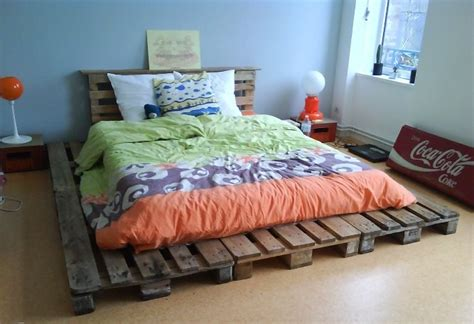 Trash To Treasure Ideas Home Decor 20 Brilliant Wooden Pallet Bed Frame Ideas For Your House