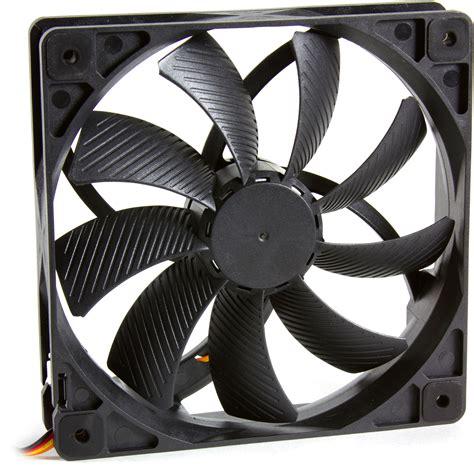 quietest case fans 120mm glidestream 120mm 800rpm quiet case fan sy1225hb12l