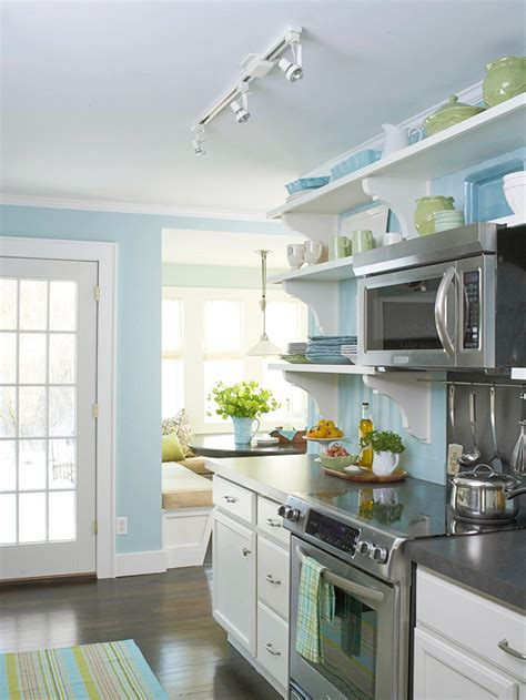 sherwin williams sassy blue 1241 a small cottage kitchen makeover in new york hooked on