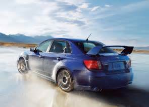 Subaru Sti 2013 Modern Collectibles Revealed 2013 Subaru Impreza Wrx Sti