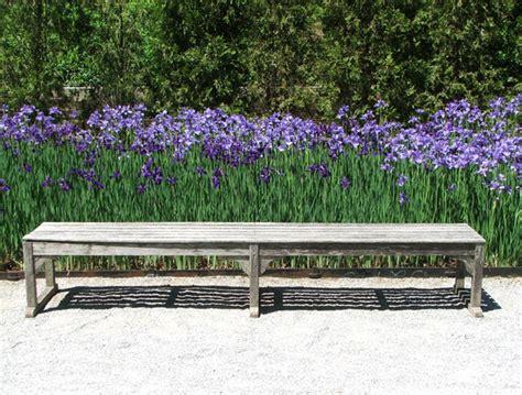 garden weeding bench longwood gardens