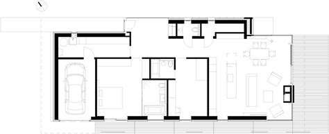 two rooms home design news 146 m2 modern two bedrooms house concrete rectangular
