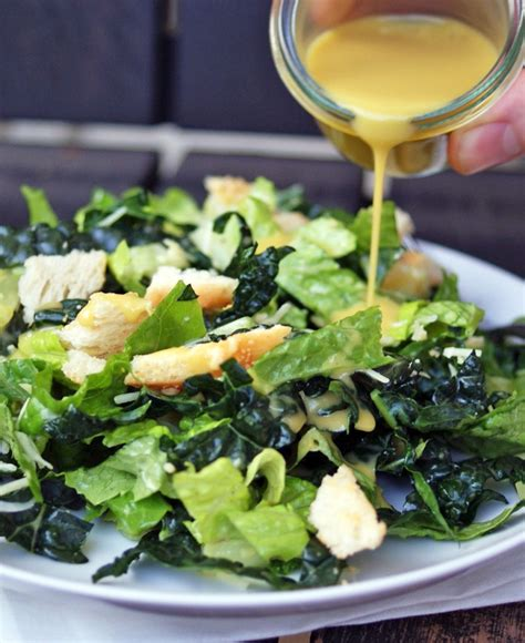 Caesar Salad Dressing No Egg