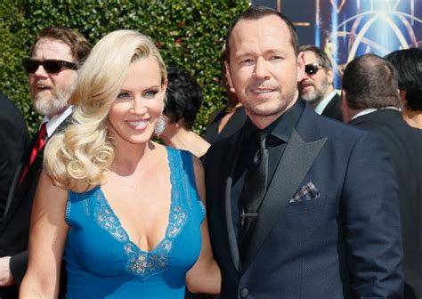 is jennycarthy related to paul mccarthy donnie wahlberg and jenny mccarthy get married ny daily news