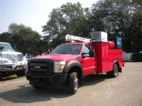commercial truck success a fully functional ford